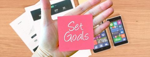 Définir objectifs qu'on peut tenir