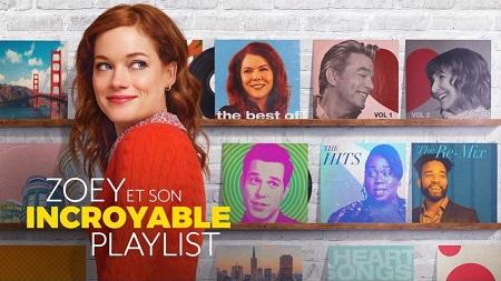 Série à regarder en famille : Zoey et son incroyable playlist