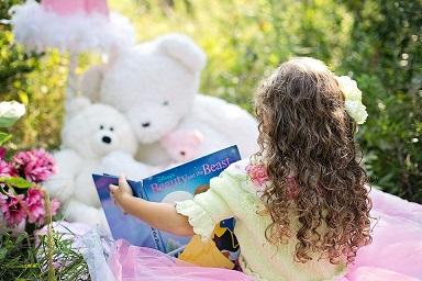 Apprendre l'anglais à son enfant avec les livres