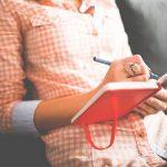 Être serein au quotidien en écrivant ses pensées