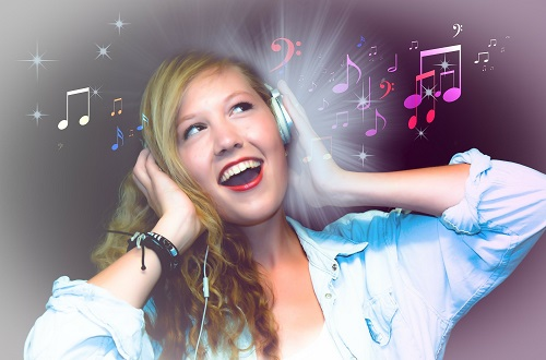 Se sentir bien dès le matin : écouter de la musique